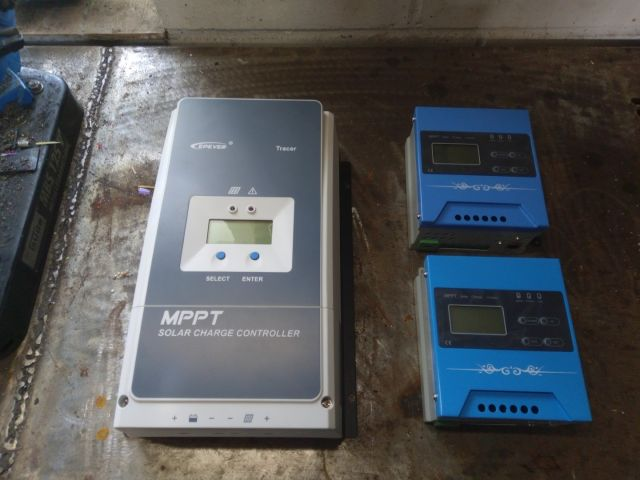 Bild von EPever tracer 6415an 5415 jn-mppt mini solar laderegler charge controller